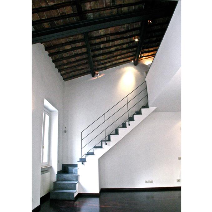 int.7 – Loft Conversion, Roma